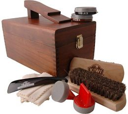 Kiwi –Select Shoe Care Valet