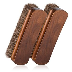 Shoe Brush and Cloths