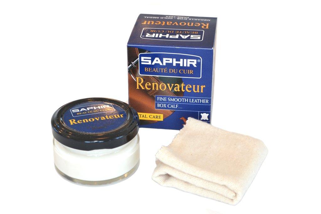 Saphir Renovateur - Luxury Leather Shoe Care Balm